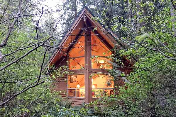 Mt. Baker Lodging Cabin #04 - Sleeps 5!