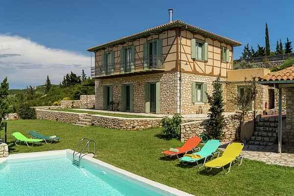 Villa in Lefkada