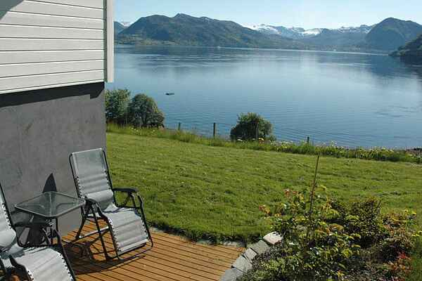 Holiday home in Volda