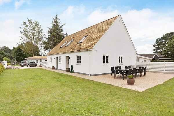 Ferienhaus in Ebeltoft Strand