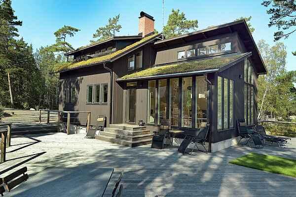 Vakantiehuis in Norrtälje N