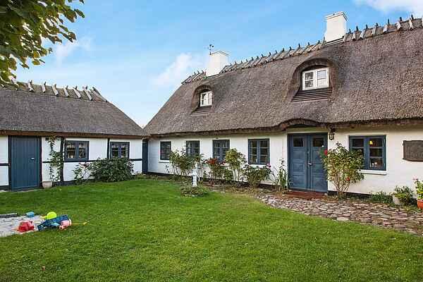 Sommerhus i Dalby Huse