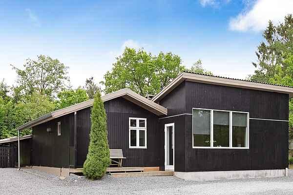 Sommerhus i Østjylland