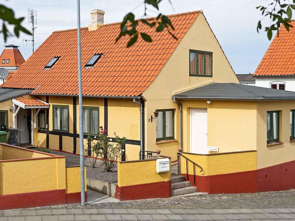 Sommerhus i Sandvig