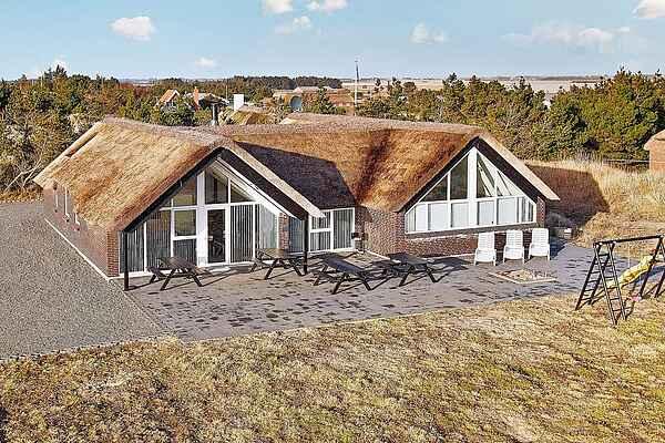 Vakantiehuis in Søndervig
