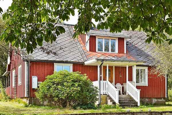 Ferienhaus in Ljungby SV