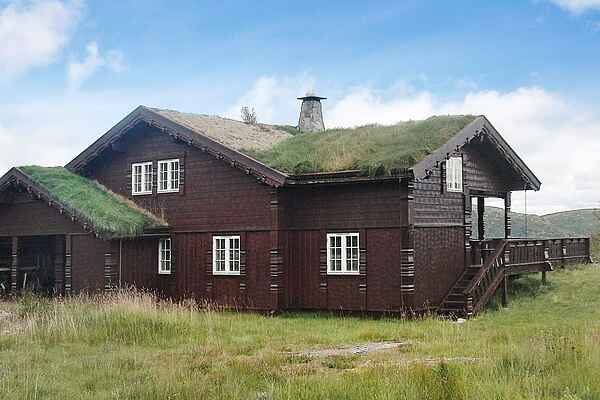 Holiday home in Ljosland