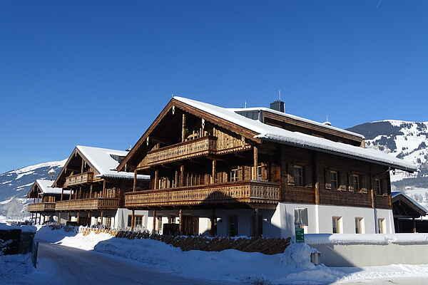 Apartment in Hollersbach im Pinzgau