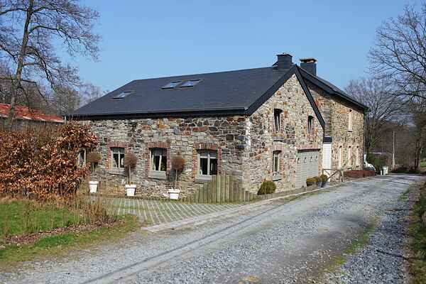 Holiday home in Sainte-Ode