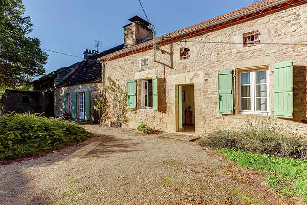 Holiday home in Saint-Caprais