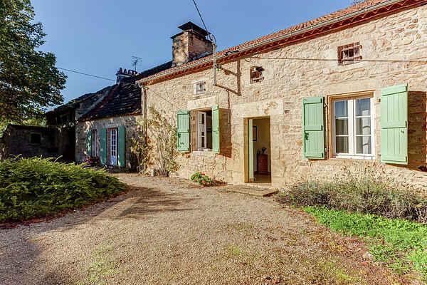 Sommerhus i Saint-Caprais
