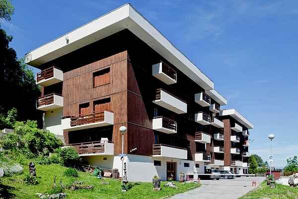 Apartment in Courchevel