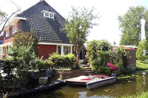 Vakantiehuis in Reeuwijk