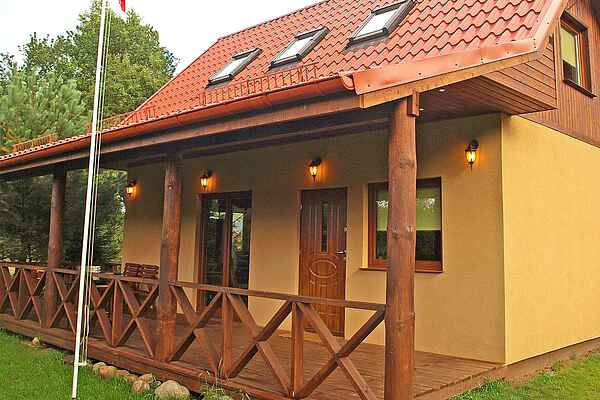 Sommerhus i Lublewko