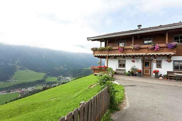 Ferielejlighed i Wald im Pinzgau