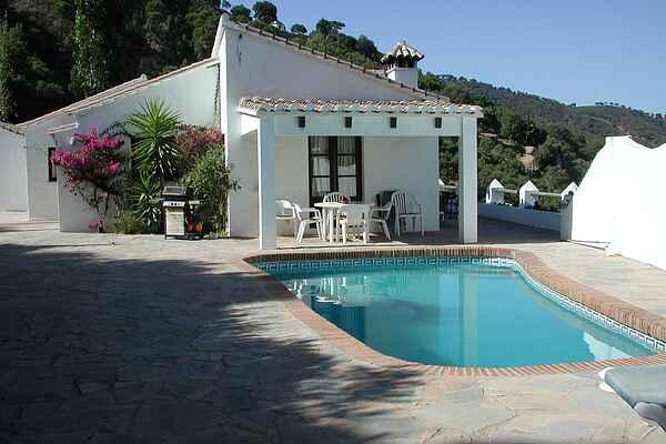 Sommerhus i Casares