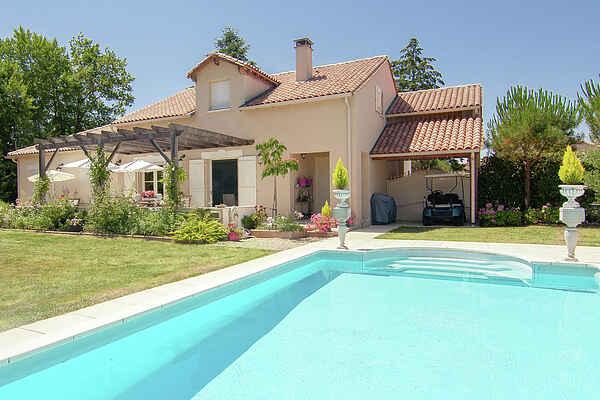 Villa i Montbron