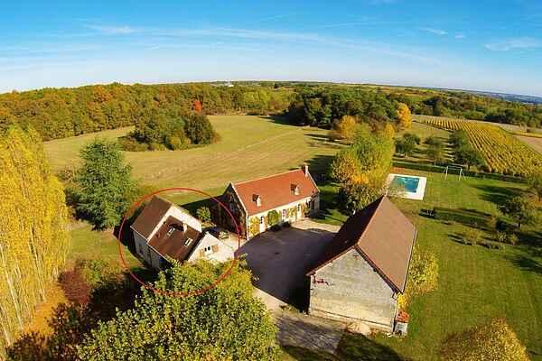 Casa de vacaciones en Montrichard
