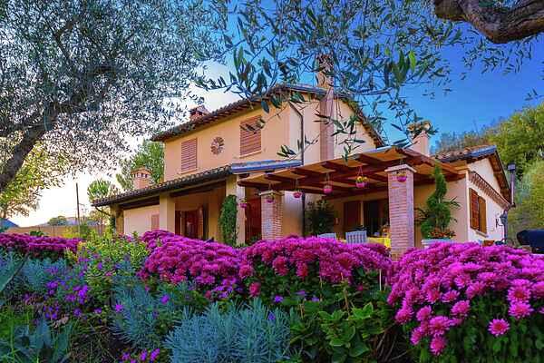 Villa i Spoleto