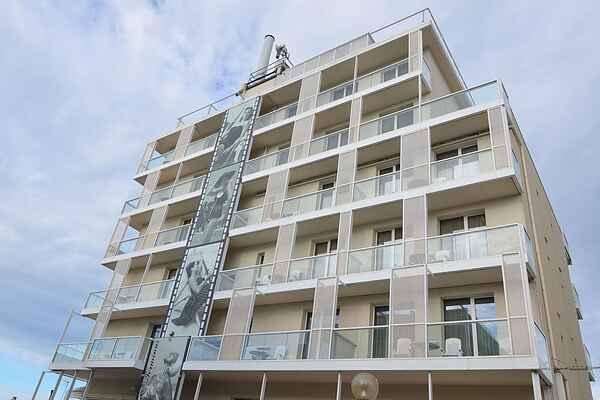 Apartment in Viserbella