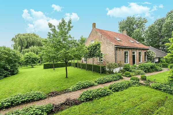 Farm house in Oudelande