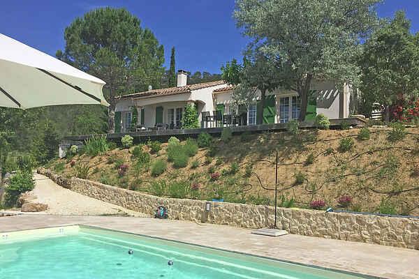 Villa in Département Aude