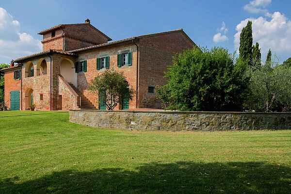 Villa in Cortona