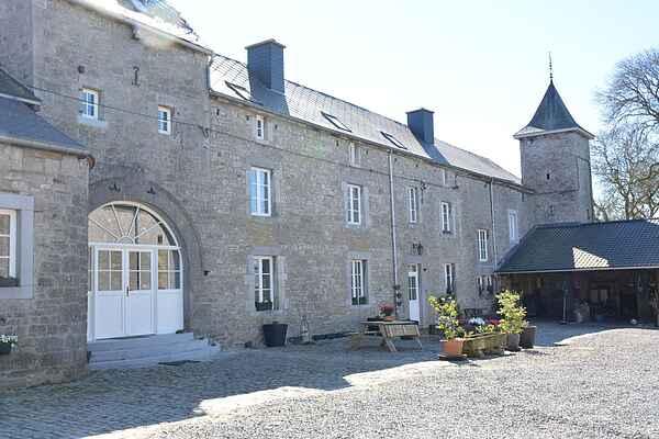 Farm house in Ouffet