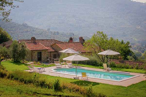 Villa i Toppello