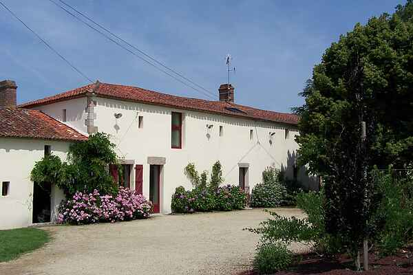 Holiday home in L'Herbergement