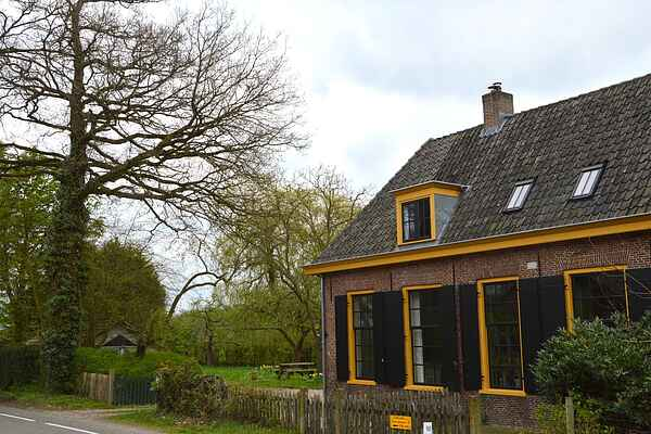 Farm house in Driebergen-Rijsenburg