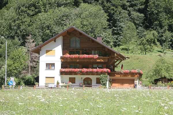 Apartment in Sankt Gallenkirch