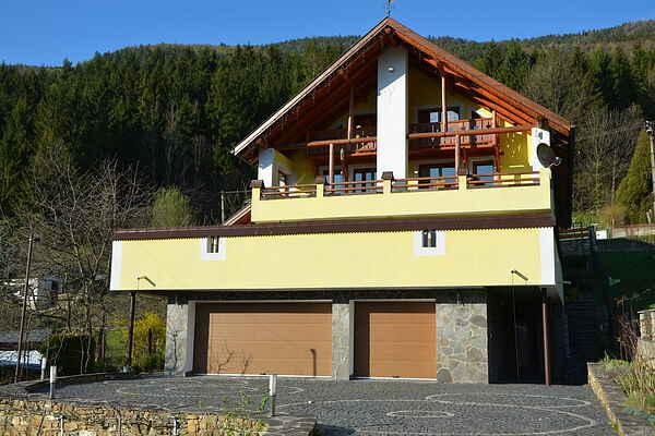 Casa de vacaciones en Rybárpole