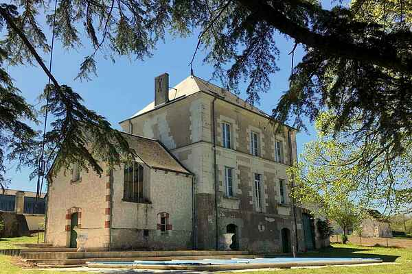 Villa i Le Louroux