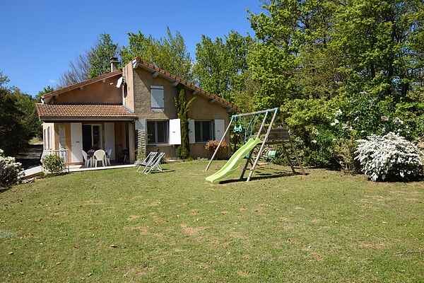 Holiday home in Saint-Donat-sur-l'Herbasse