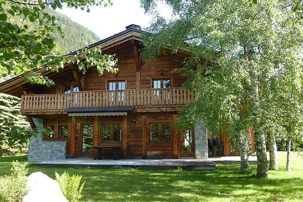 Hytte i Chamonix