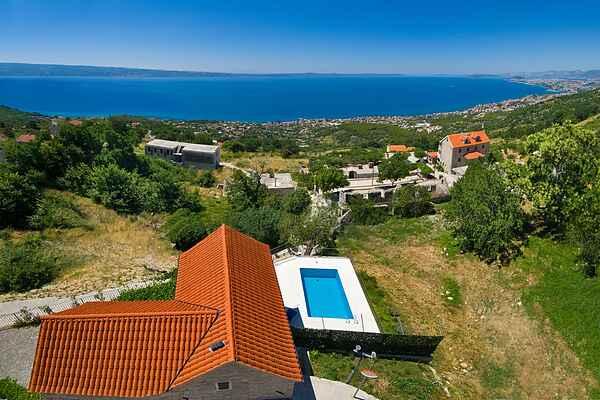 Villa i Podstrana