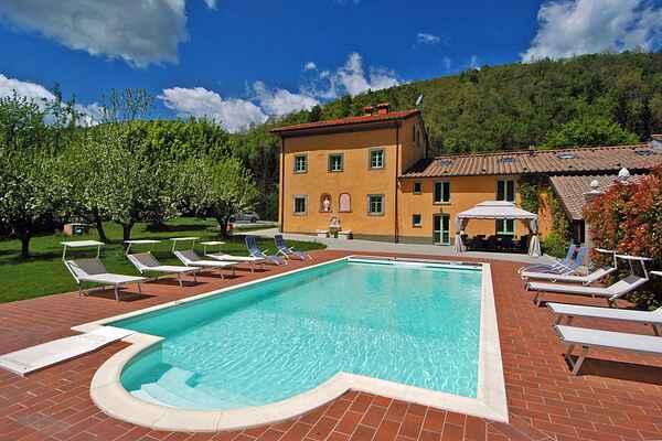 Villa i Pistoia