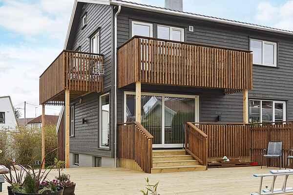 Casa de vacaciones en Stavanger