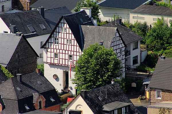 Lejlighed Dornfelder i vinbyen Ellenz