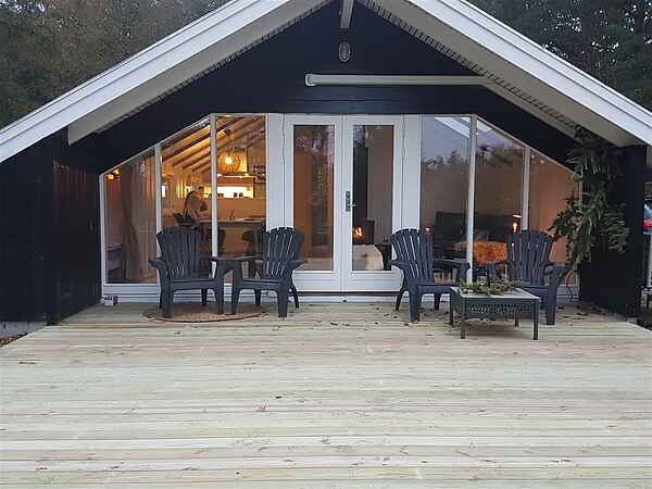 Holiday home in beautiful surroundings