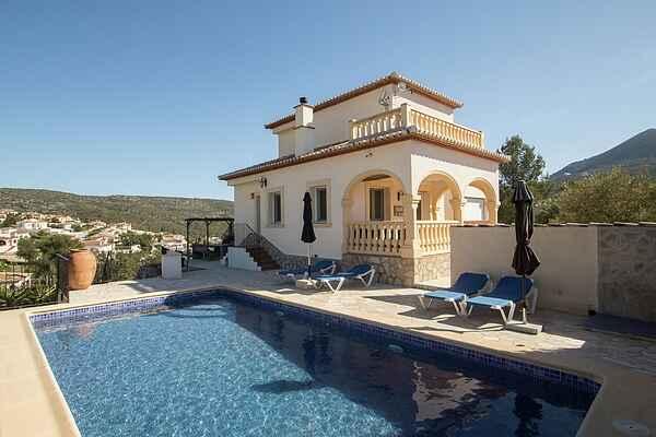 Casa de vacaciones en Alcalalí