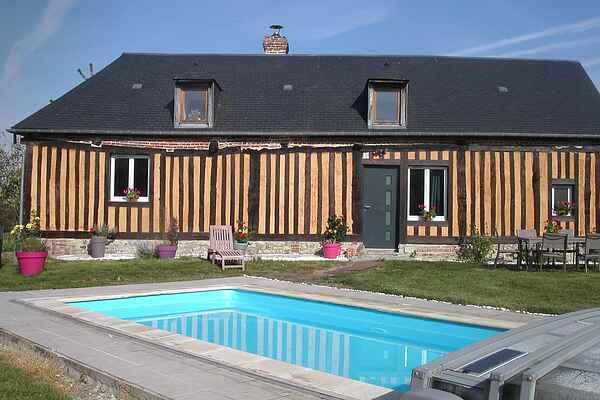 Sommerhus i Tordouet