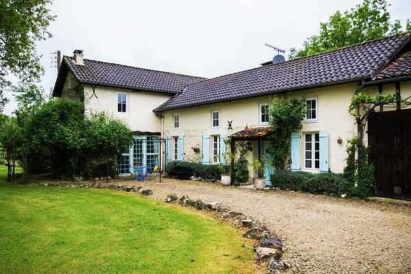 Sommerhus i Castelnau-d'Auzan
