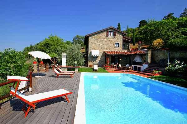 Villa i Castiglion Fiorentino