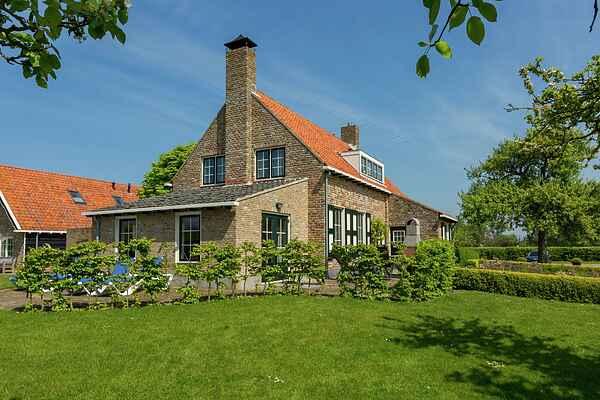 Vakantiehuis in Westkapelle