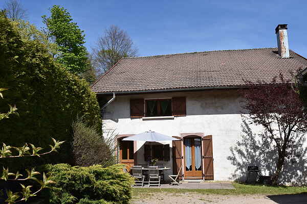 Holiday home in Saulxures-sur-Moselotte