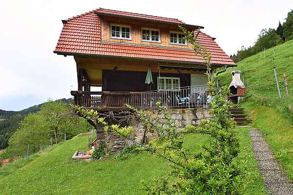 Sommerhus i Mühlenbach