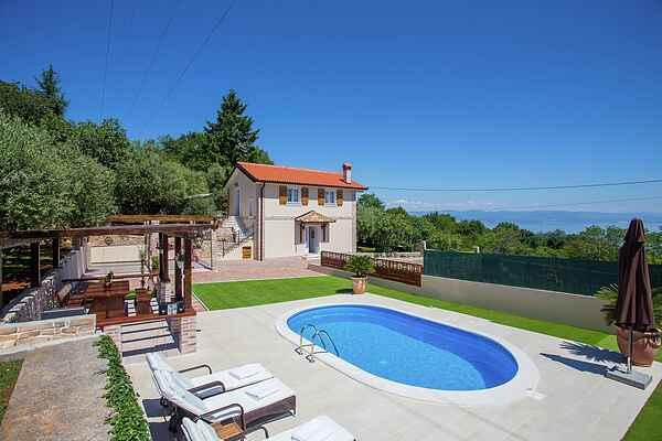 Villa in Ičići