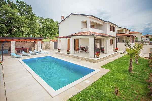 Villa in Kaštelir